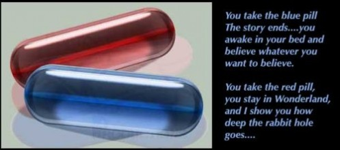 take the red pill...